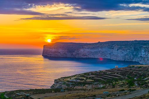 Sannap Cliffs, Munxar